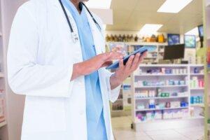 Prometric Data flow For Pharmacist