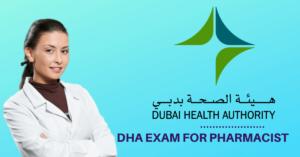 DHA exam for pharmacist